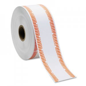 Pap-R Products Automatic Coin Rolls, Quarters, $10, 1900 Wrappers/Roll CTX50025 50025
