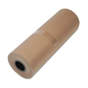 "Genpak High-Volume Wrapping Paper, 40lb, 24""w, 900'l, Brown UFS1300022"