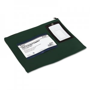 SecurIT Flat Dark Green Transit Sack, 14w x 11h ICX94190013 4648