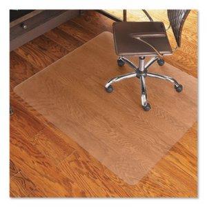 ES Robbins 46x60 Rectangle Chair Mat, Economy Series for Hard Floors ESR131826 131826