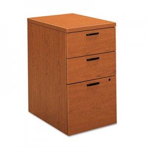 HON 10500 Series Box/Box/File Mobile Pedestal, 15 3/4w x 22 3/4d x 28h, Bourbon CY HON105102HH