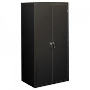 HON Assembled Storage Cabinet, 36w x 24 1/4d x 71 3/4, Charcoal HONSC2472S HSC2472.L.S