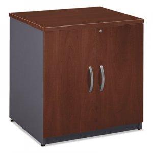 Bush Series C Collection 30W Storage Cabinet, Hansen Cherry BSHWC24496A WC24496A