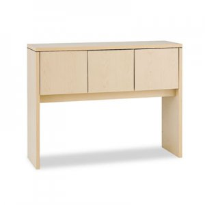 HON 10500 Stack-On Storage For Return, 48w x 14.63d x 37.13h, Natural Maple HON105323DD H105323.DD
