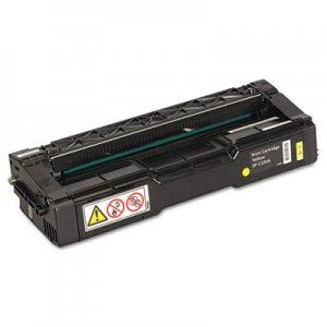 Ricoh 406044 Toner, 2,000 Page-Yield, Yellow RIC406044 406044