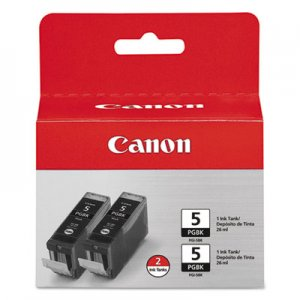 Canon ChromaLife100+ Ink, Black, 2/PK CNM0628B009 0628B009
