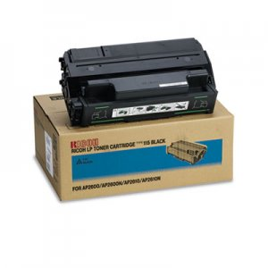 Ricoh 400759 High-Yield Toner, 20000 Page-Yield, Black RIC400759 400759