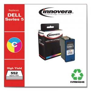 Innovera Remanufactured J5567 (Series 5) Ink, 552 Yield, Tri-Color IVRM4646