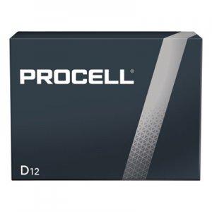 Duracell Procell Alkaline Batteries, D, 12/Box DURPC1300 PC1300
