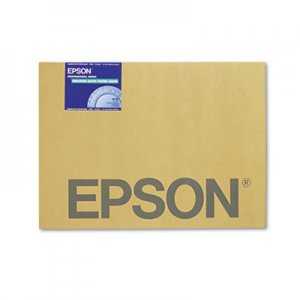 Epson Enhanced Matte Posterboard, 30 x 24, White, 10/Pack EPSS041598 S041598