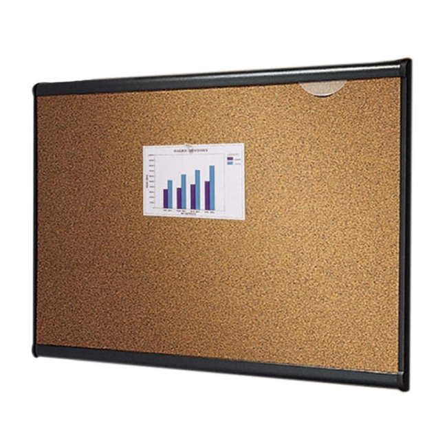 ACCO Prestige Colored Cork board B243G QRTB243G
