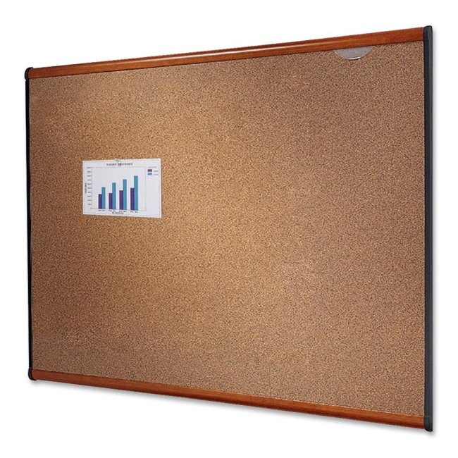 ACCO Prestige Colored Cork board B247LC QRTB247LC