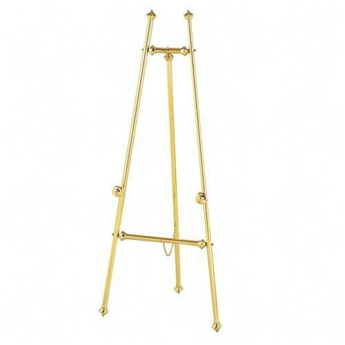 ACCO Decorative Brass Easel Stand 30E QRT30E