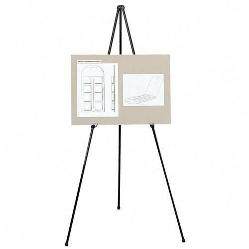 ACCO Heavy Duty Instant Easel Stand 27E QRT27E