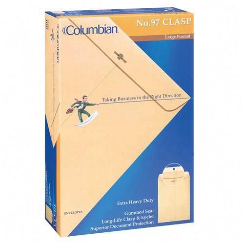 Mead Columbian Extra Heavy-Duty Envelope CO490 QUACO490
