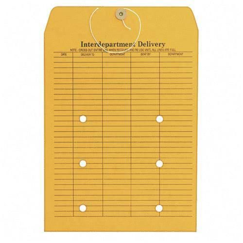 Mead Columbian Double-Sided Interdepartment Envelope CO882 QUACO882