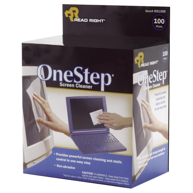 Ledu OneStep Screen Cleaning Wipes RR1309 REARR1309