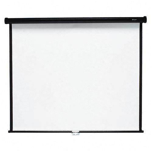 ACCO Wall/Ceiling Projection Screen 696S QRT696S