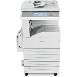 Lexmark Multifunction Printer 19Z0101 X862DTE 3