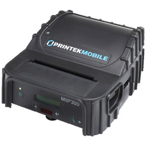 Printek Network Thermal Receipt Printer 91832 MtP300