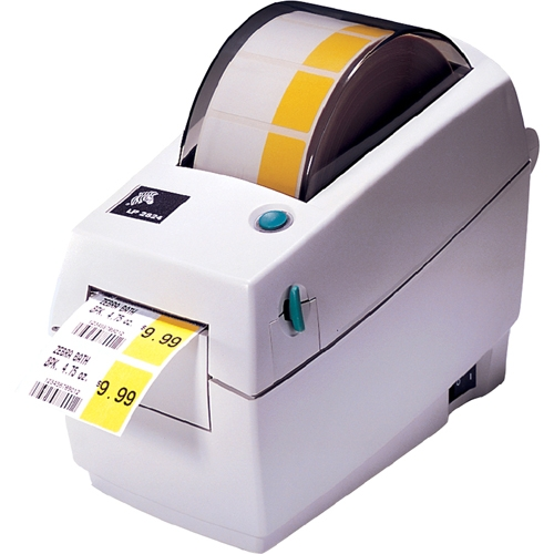 Zebra Thermal Label Printer 282P-201510-000 LP 2824 Plus
