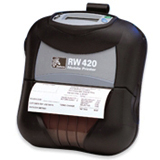 Zebra Thermal Label Printer R4D-0U0A000N-00 RW 420