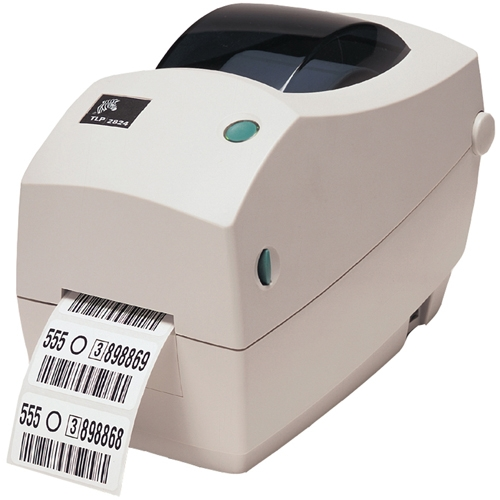 Zebra Thermal Label Printer 282P-101110-000 TLP 2824 Plus