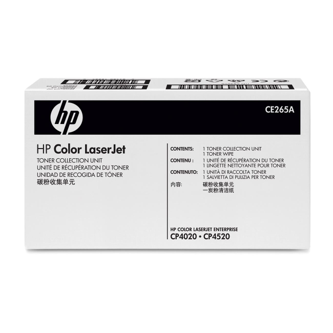 HP Toner Collection Unit CE265A