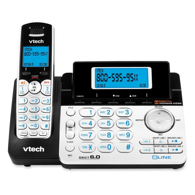 VTech Cordless Phone with Answering Machine DS6151