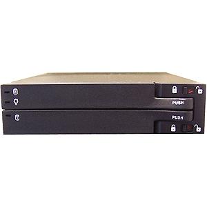 SIIG MobileRack Hard Drive Enclosure SC-SA0C12-S1