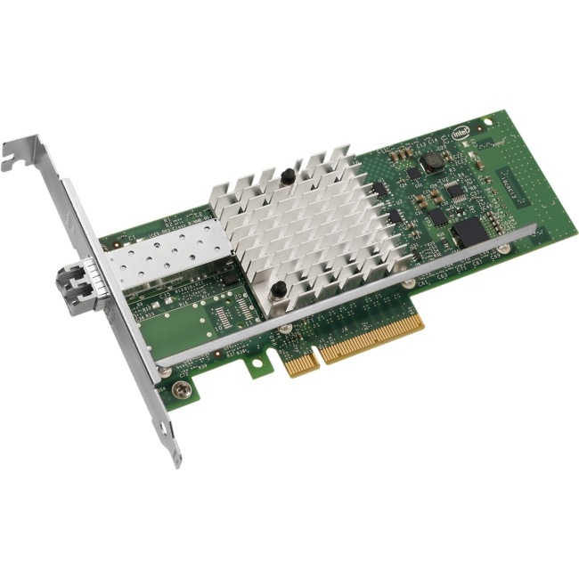 Intel Ethernet 10 Gigabit Converged Network Adapter E10G41BFSR X520-SR1