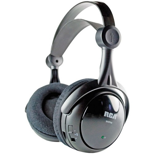 VOXX Electronics RCA Wireless Headphone WHP141B WHP141