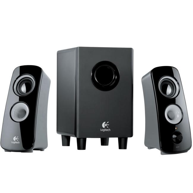 Logitech Speaker System 980-000354 Z323