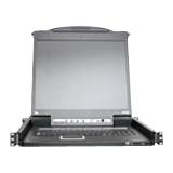 "Aten 17"" Rackmount LCD with KVM Switch CL5708MUKIT"