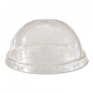 Eco-Products GreenStripe Renew & Comp Cold Cup Dome Lids, Fits 9-24oz., 100/PK, 10 PK/CT ECOEPDLCC EP-DLCC