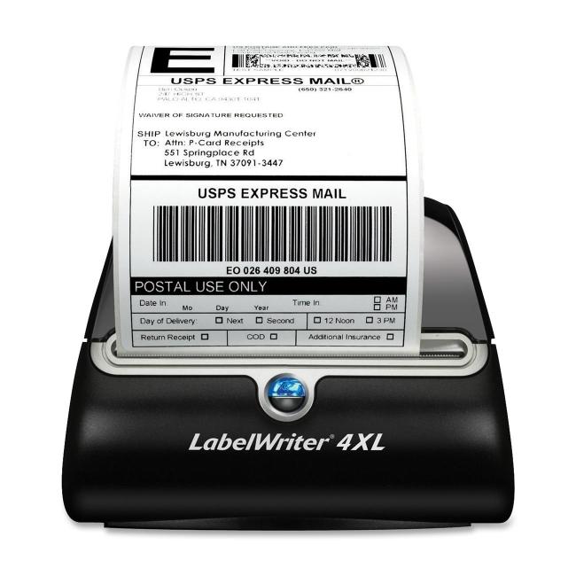 Dymo LabelWriter Label Printer 1755120 4XL