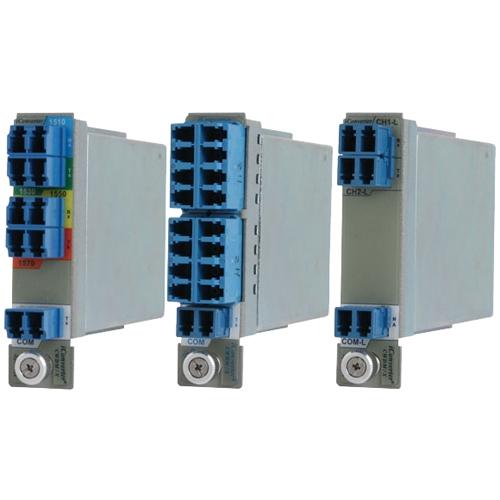 Omnitron iConverter 4-Channel Multiplexer 8860-1