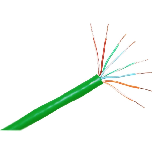 ClearLinks Cat.5e UTP Cable E-207-4P-C5-GRN