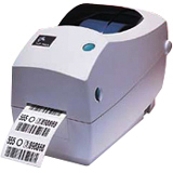 Zebra Thermal Label Printer 282P-101512-000 TLP 2824 Plus