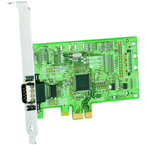 Brainboxes 1-port PCI Express Serial Adapter PX-246