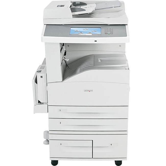 Lexmark Multifunction Printer Government Compliant 19Z4054 X864DHE 3