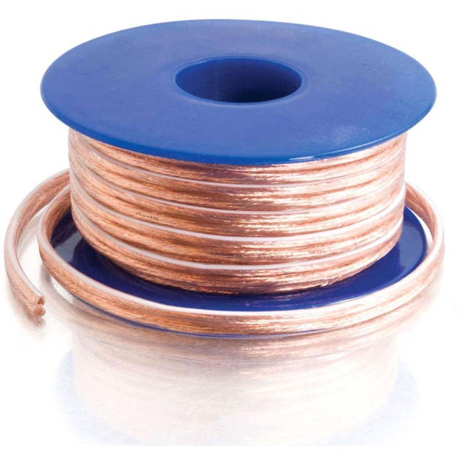 C2G 50ft 18 AWG Bulk Speaker Wire 40529