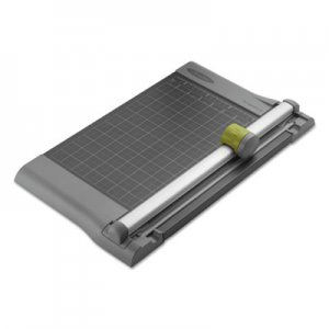 Swingline SmartCut Pro Metal 10-Sheet Rotary Trimmer, Metal Base, 10 1/4 x 17 1/4 SWI9512 9512A