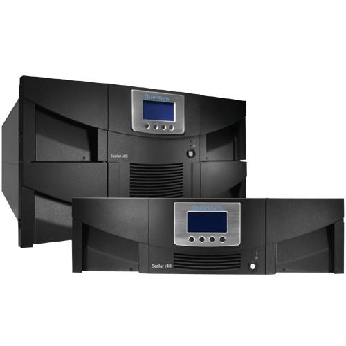Quantum Scalar i80 LTO Ultrium 4 Tape Library LSC18-CH4G-232H