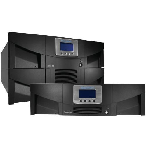 Quantum Scalar i80 LTO Ultrium 4 Tape Library LSC18-CH4G-132H