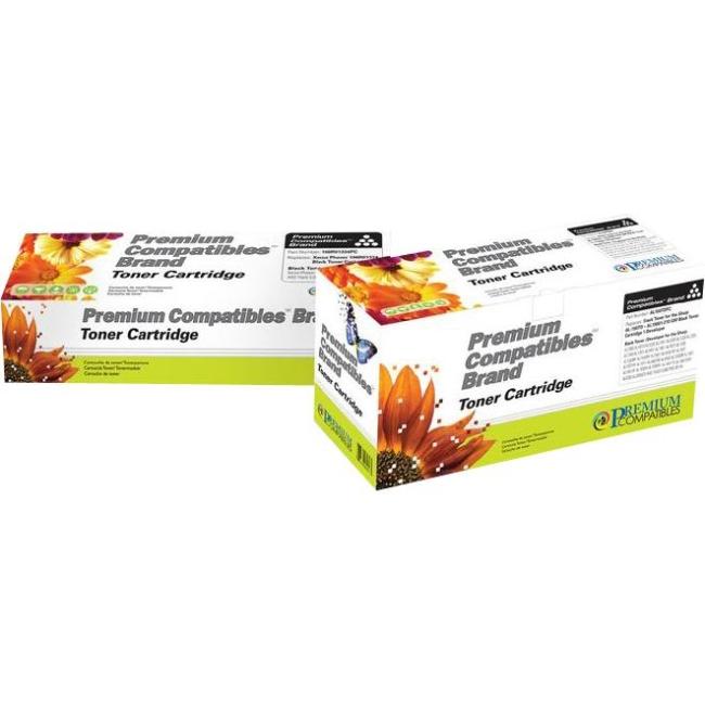 Premium Compatibles No. 35A High Yield Toner Cartridge CB436ARMPC