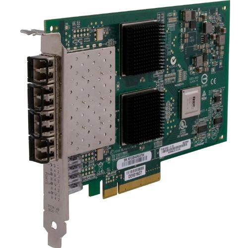 QLogic Fibre Channel Host Bus Adapter QLE2564-CK QLE2564