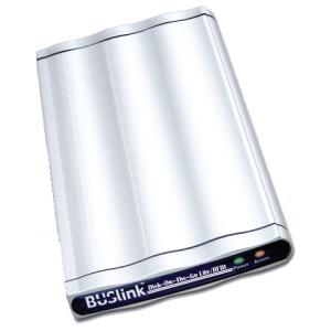Buslink Disk-On-The-Go RFID Encrypted External Slim Drive DRF-500-U2