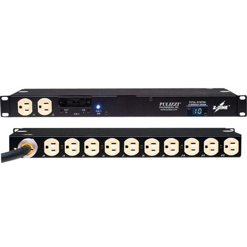 Powerware ePDU 12-Outlets 2.88kVA PDU T982C2-F-SL-015