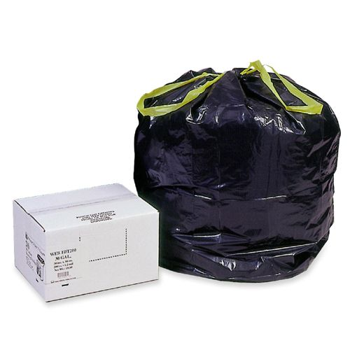Webster Industries Draw'n Tie Drawstring Trash Bag 1DT200 WBI1DT200
